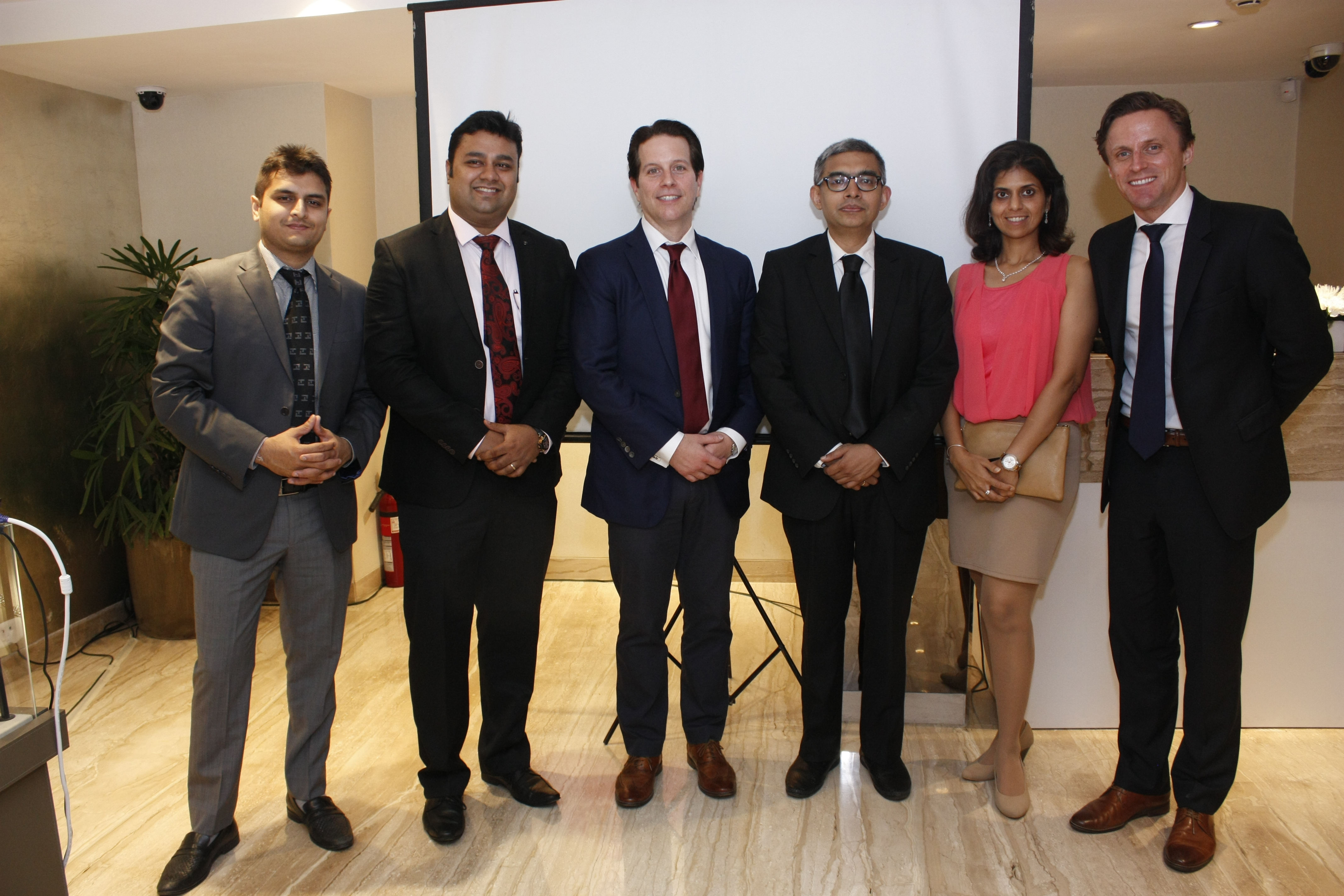 ZOYA & TATA CAPITAL HOSTED A HIGH-TEA FOR THE FINANCIAL EXPERTS