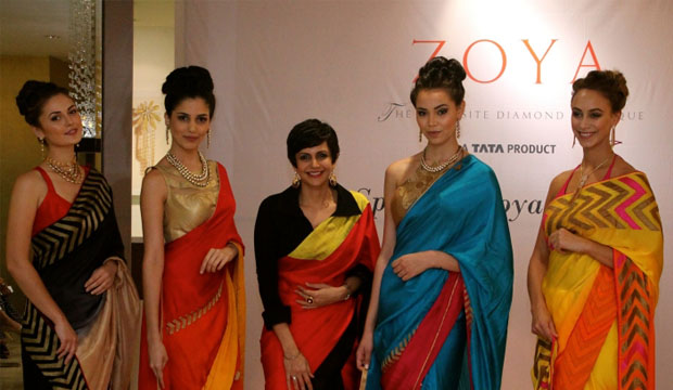 MANDIRA BEDI SECOND TO CELEBRATE 'THE SPIRIT OF THE ZOYA WOMAN'