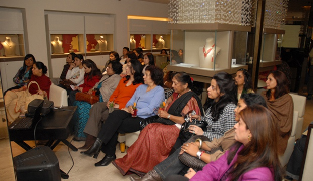 Women from Young Ficci Ladies Organisation - Zoya