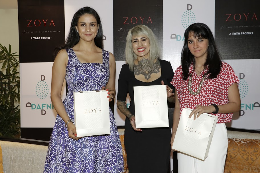 Zoya Chain of luxury diamond boutiques