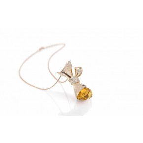 THE RUFFLED CITRINE