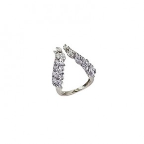 Angel Wings Diamond Ring​