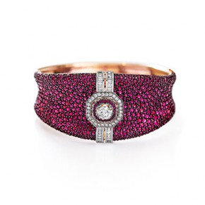 ROUGE RUBY BANGLE