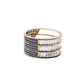 Colosseum Sapphire Ring