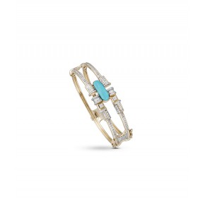 Arch De Triomphe Bangle