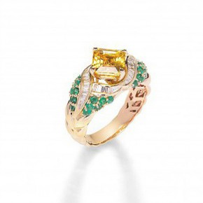 HELICONIA RING