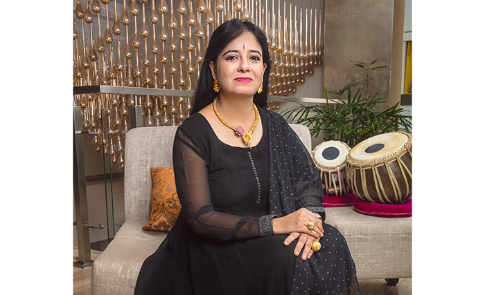 Anuradha Pal on passion and life journey.